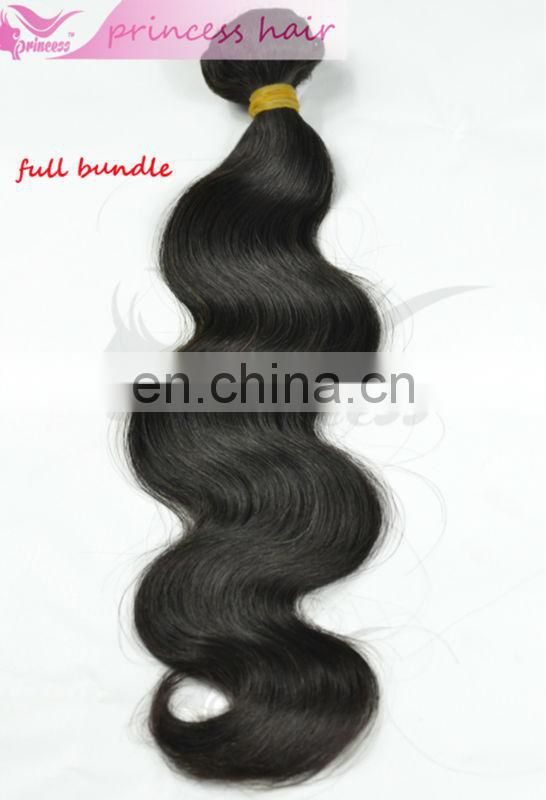 Balmain hair 100% real human hair extension virgin brazilian full cuticule top quality