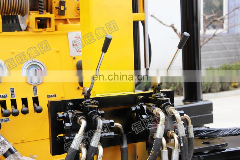 Water well drilling rig machine 150m