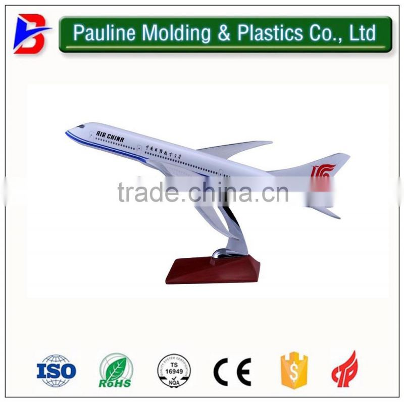 chinese Scale Model Aircraft 1:200 1:400 1:500 Plastic & Metal Boeing Airbus