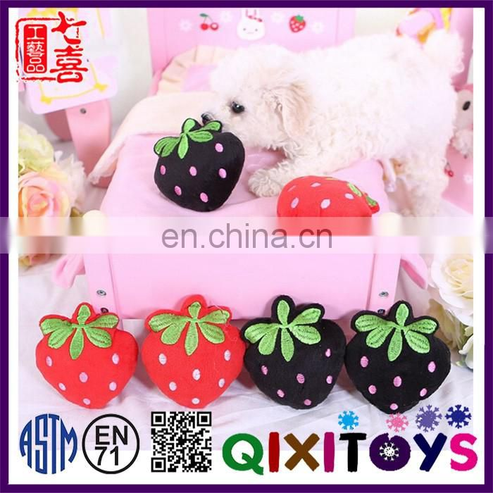 Personalized products fruit shaped toys for pets
