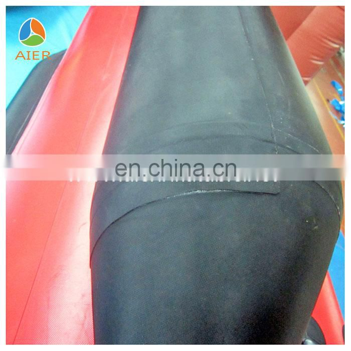 2014 China funny Inflatable banana boat for sale