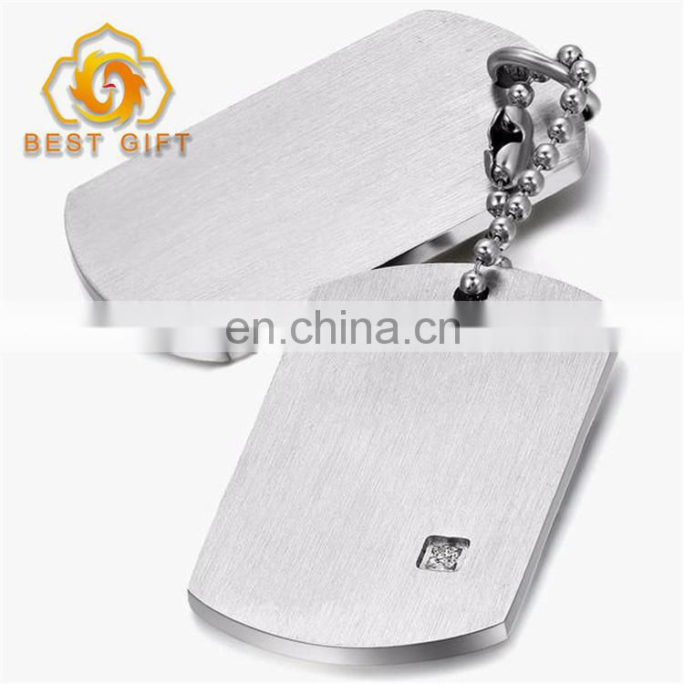 High Qyality Stainless Steel Dog Tag