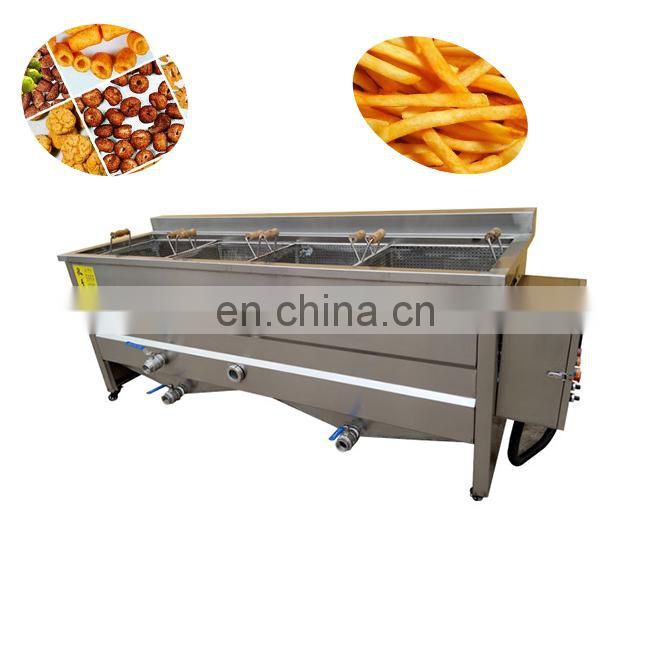 chicken fryer machine batch fryer machine doughnut fryer machine