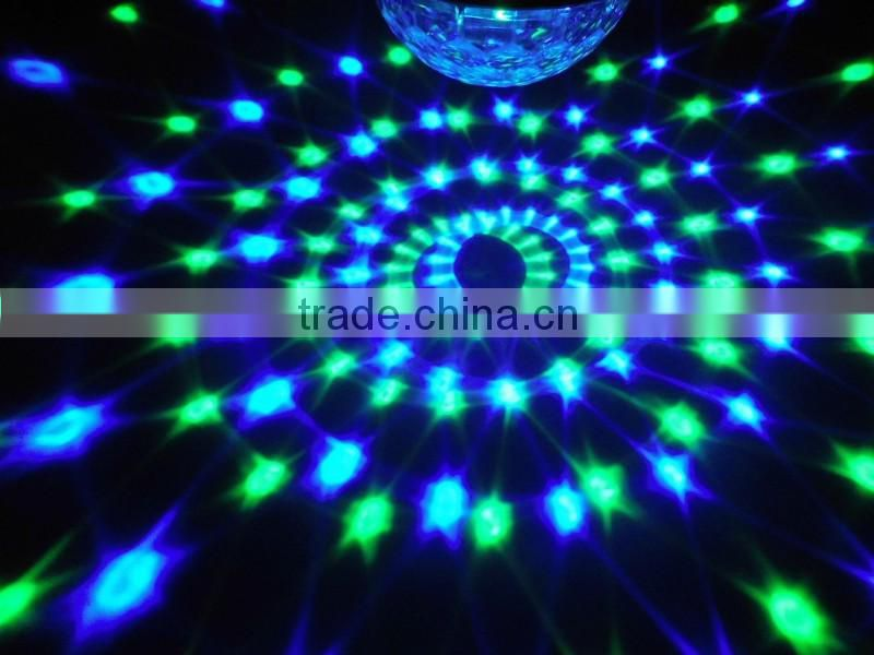 LED Crystal Magic Ball LED DJ Light