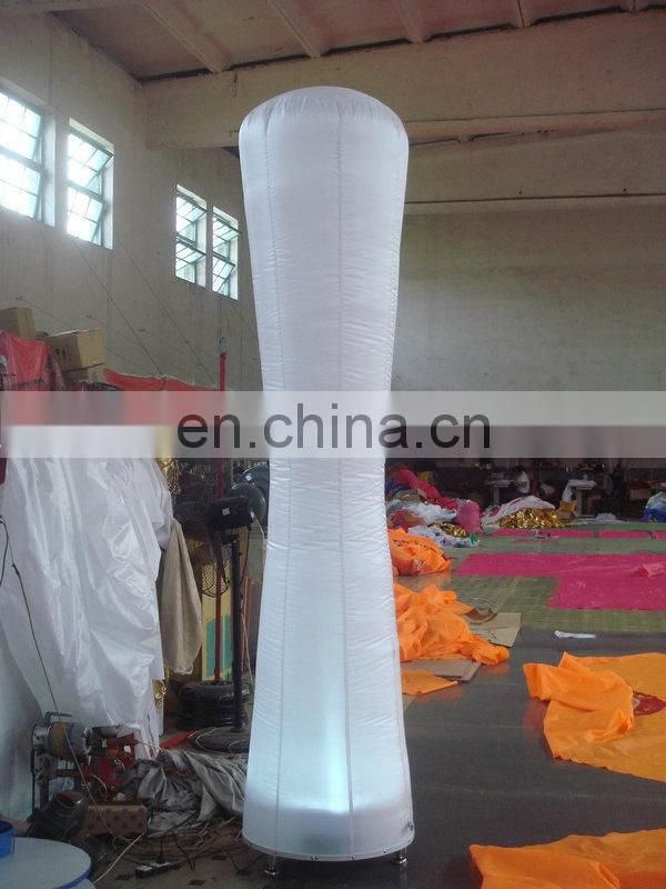 Event/wedding decoration birthday party decorations inflatable pillar