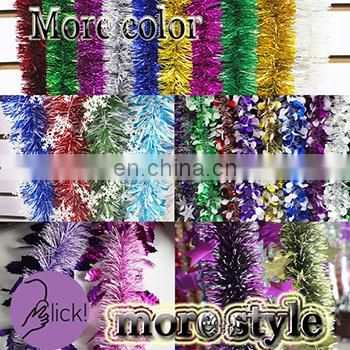 2014 new Iridescent Tinsel Curtain for home party decoration Christmas Decoration