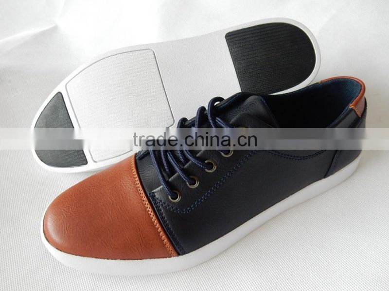 2017 top selling fancy stylish high quality customized men casual shoes