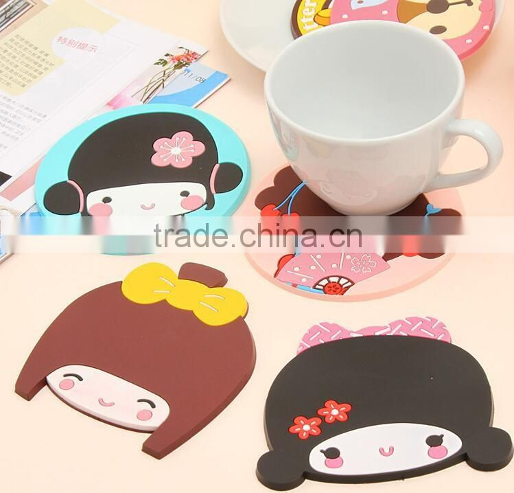 Custom Round Shape Silicone Rubber Heating Pad,Silicone Hot Pad,Lace Silicone Cup Coaster