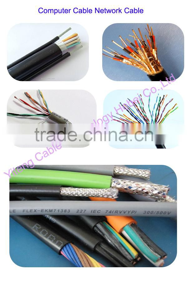 Shielded Cable for computers, measuring equipment, control system , Conductor Shielded RS232 Cable 1/1.5/2.5/4/6mm2 Image