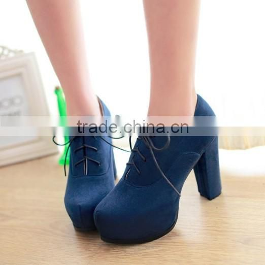 latest fashion shoes girls high heel boots winter boots CP6426