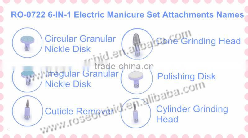 Nail Care Tools And Equipment Electric