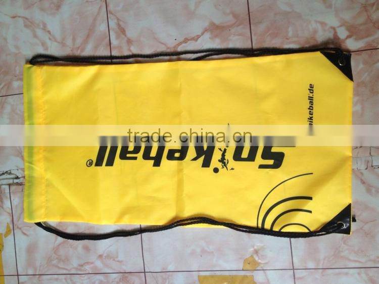 custom nylon drawstring bag/vacuum bag nylon bag food bag/nylon folding chair bag