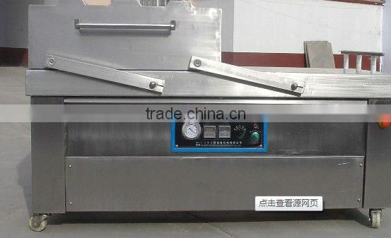 Leadworld Brand double chamber vacuum packing machine