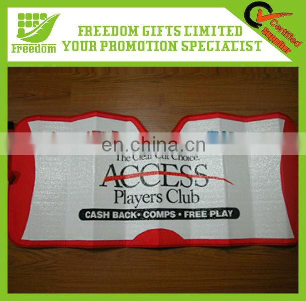Promotional Printed Car Sun Visor
