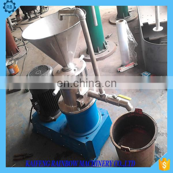 Wide applicability tomato paste grinding machine/blender/shearer/homogenizer