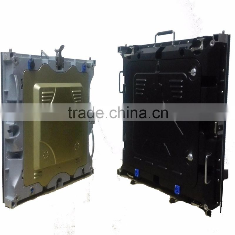 Outdoor Usage and Video Display Function mobile led screen trailer