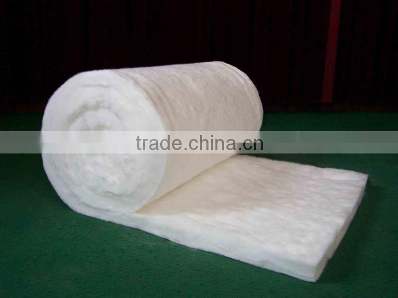Sunrsie Refractory Products Ceramic Fiber Blanket 1425 degree for furnace lining material