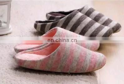 Customized Colors Indoor Slippers for Winter