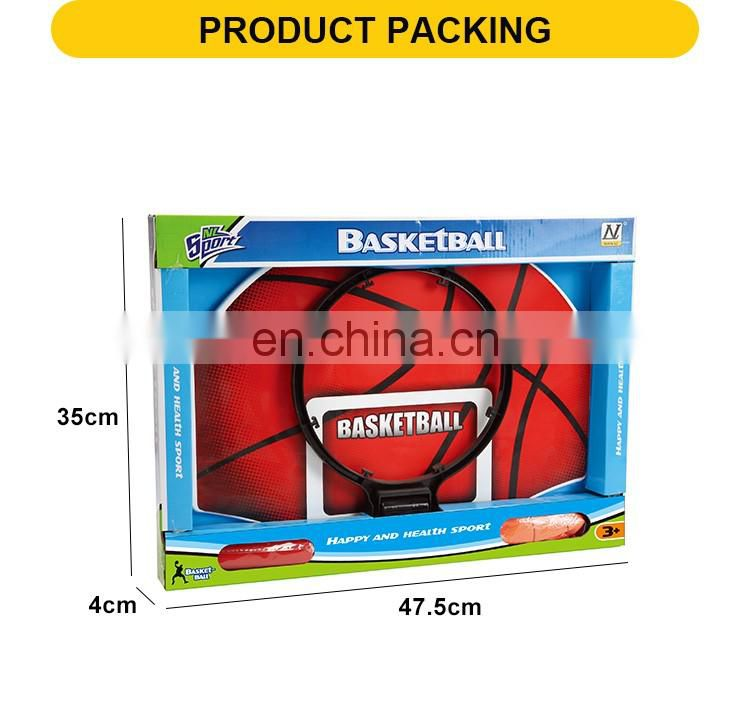 Kids Indoor Sport Toy Hanging Basketball Set