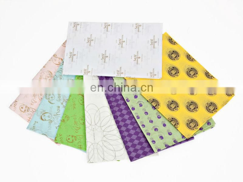 gift wrapping tissue paper packaging