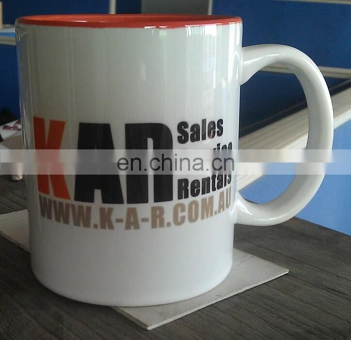 Personalized Ceramic Coffee Cups with Logo