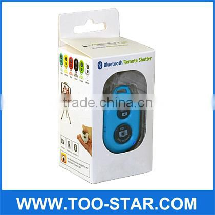 universal RF shutter camera control Bluetooth self timer