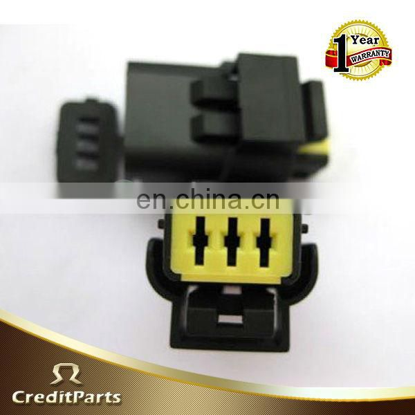 3 Pin Connector Female Injector Connector CC-805