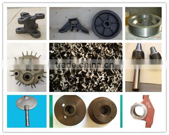 newest customized nickel alloy steel precision casting hidden oil pump for oil machinery parts