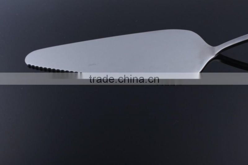 stainless steel cake knife HRD