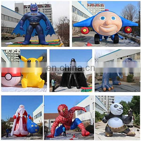 High quantity giant inflatable easter eggs for outdoor advertising / promotion
