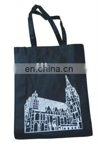 Cheap custom non woven shopping bags for Hotel promotion