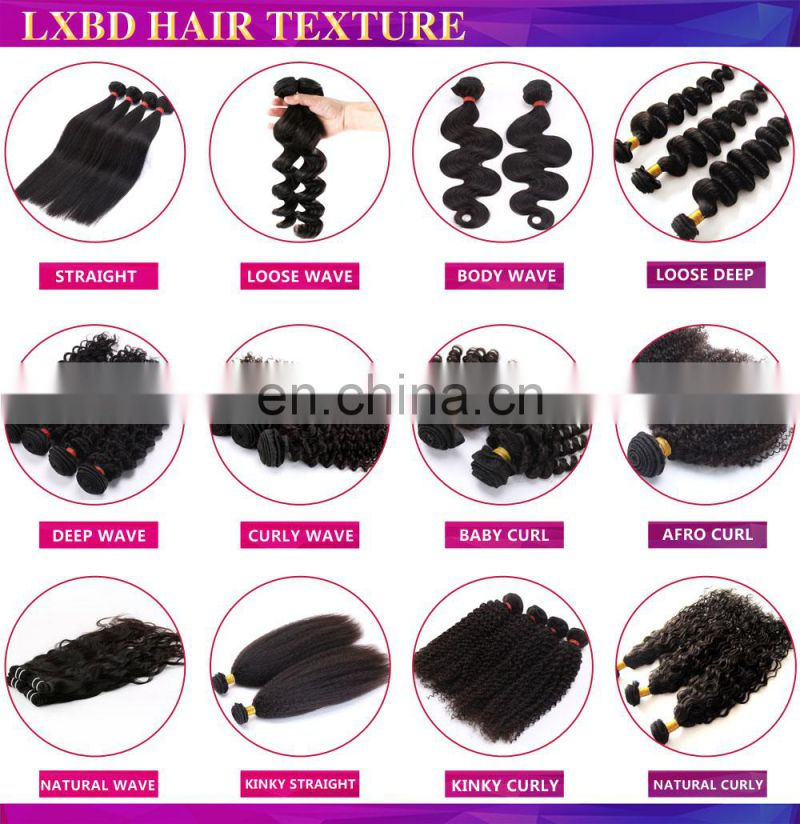 Factory Stock Wholesale Virgin Brazilian Sew In Human Hair Extensions 100 human hair