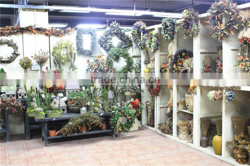 [SDZH/08-20/040218] mini/huge artificial christmas pine tree/ring/flower for home/hotel/office (new combination of Este)