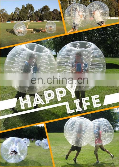 children body bumper ball