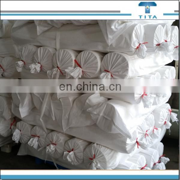 100% PVA water soluble dissolving non woven embroidery fabric
