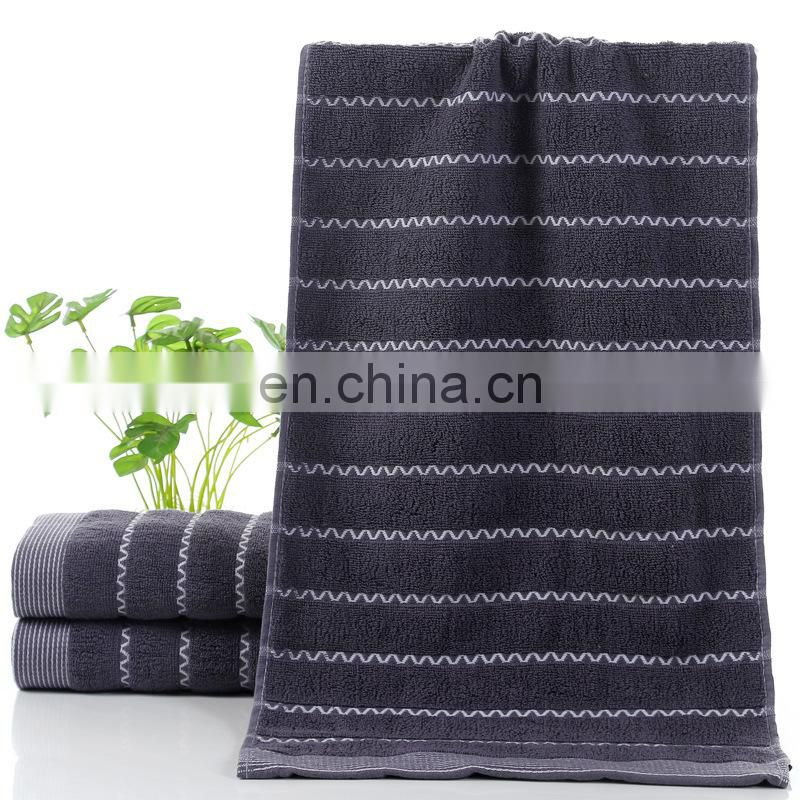 High Quality Excellent Absorption Thickening 100% Cotton Face Towel