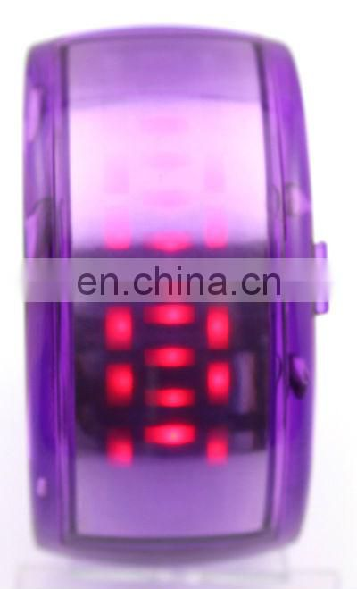 2013 Hot Sale Faceless LED Watch