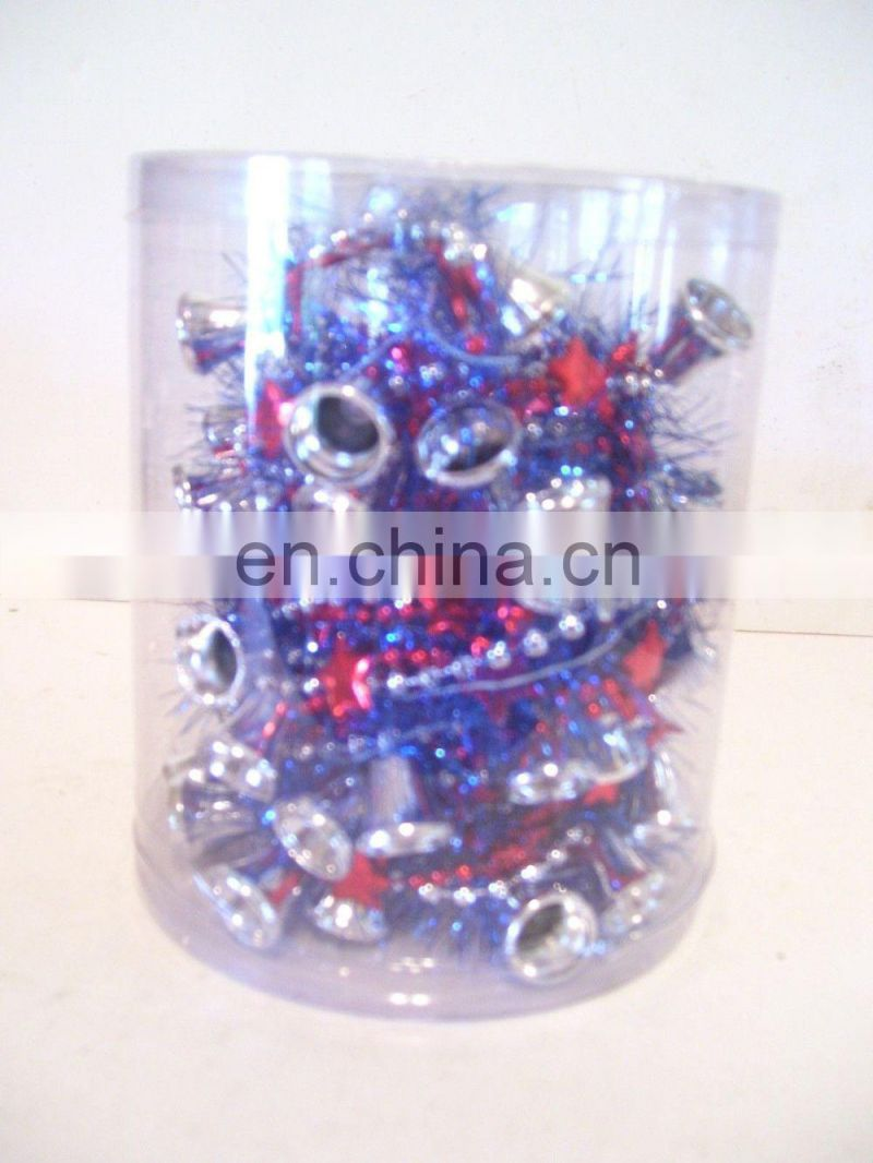 PATRIOTIC BEAD GARLAND