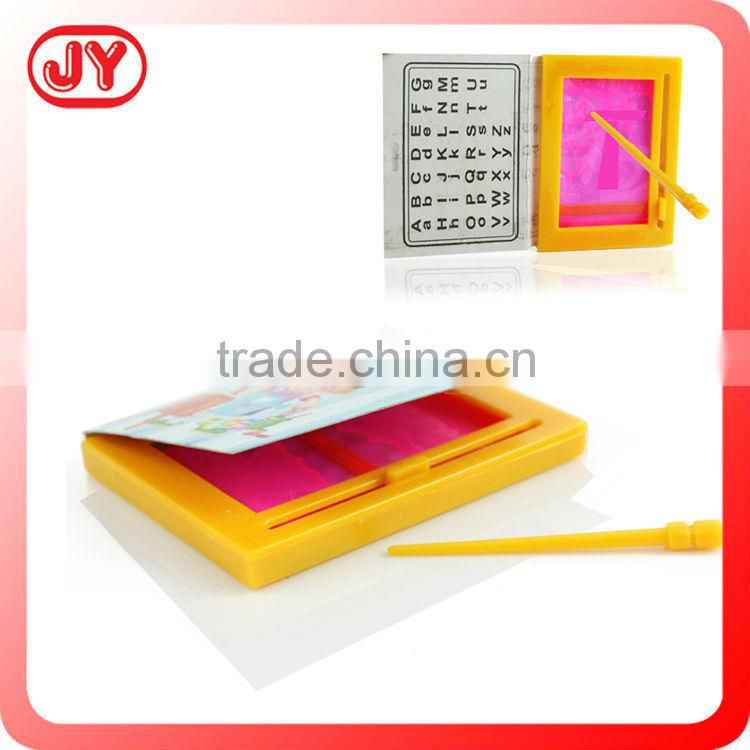 Plastic candy toy magnetism tablet drawing board
