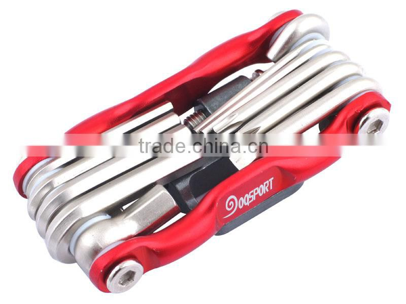 Wholesale High Quality 11in1 Metal Cycling Bicycle Repair Tool Distributors