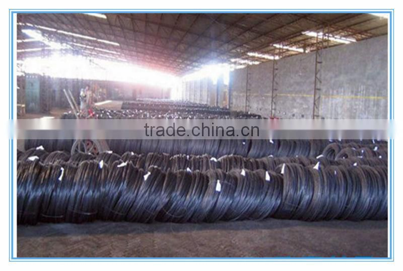 china supplier small coil black annealed twist wire twisted black tie wire