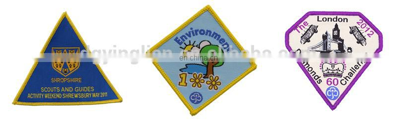 woven patch