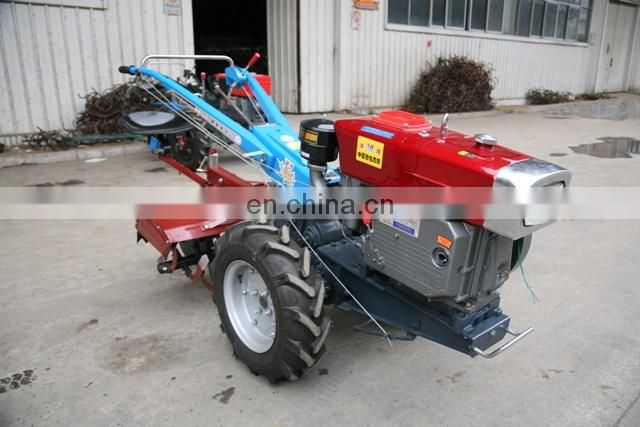 China agriculture machine 12hp walking tractor price with Diesel engine