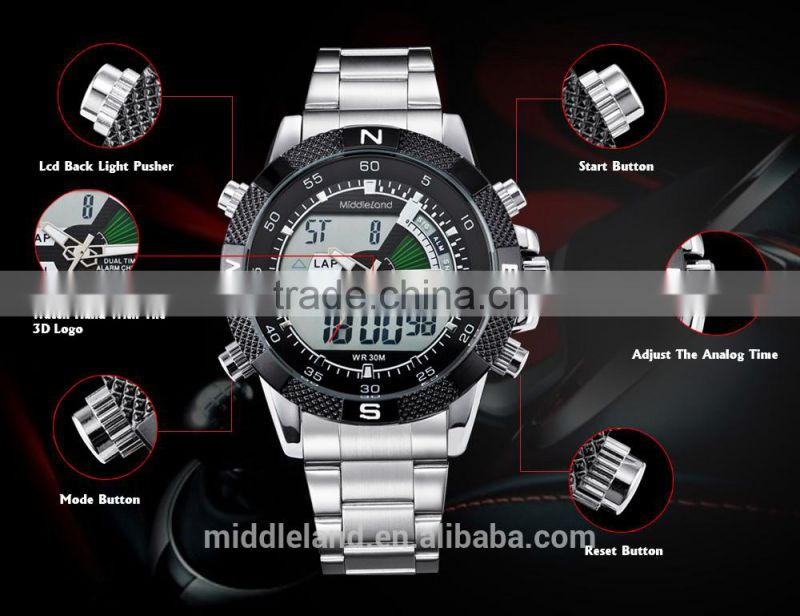 NEW ITEMS !!alibaba express made in China watch factory 2015 best hot selling watch for men