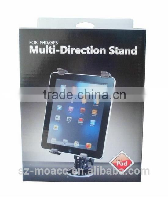 7-12 inch Universal Adjustable Car Mount Holder for ipad 3.4.air/Galaxy Tab/Samsung P1000/GPS/PAD/Tablet from SZ-Moacc