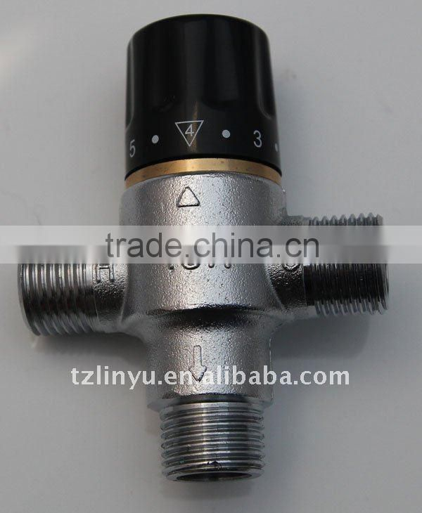 Thermostatic Mixing Valve                                                                                                         Supplier's Choice Image