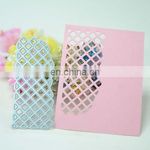 Decoration Cutting Dies Scrapbooking Dies Metal For Embossing Folder