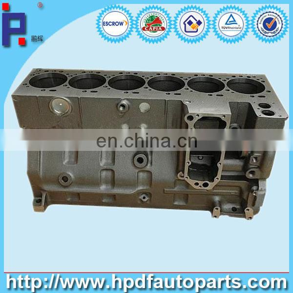 Diesel engine part Cylinder block with double thermostat 6CT C3971411