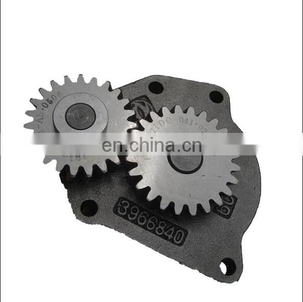 6CT oil pump 3966840