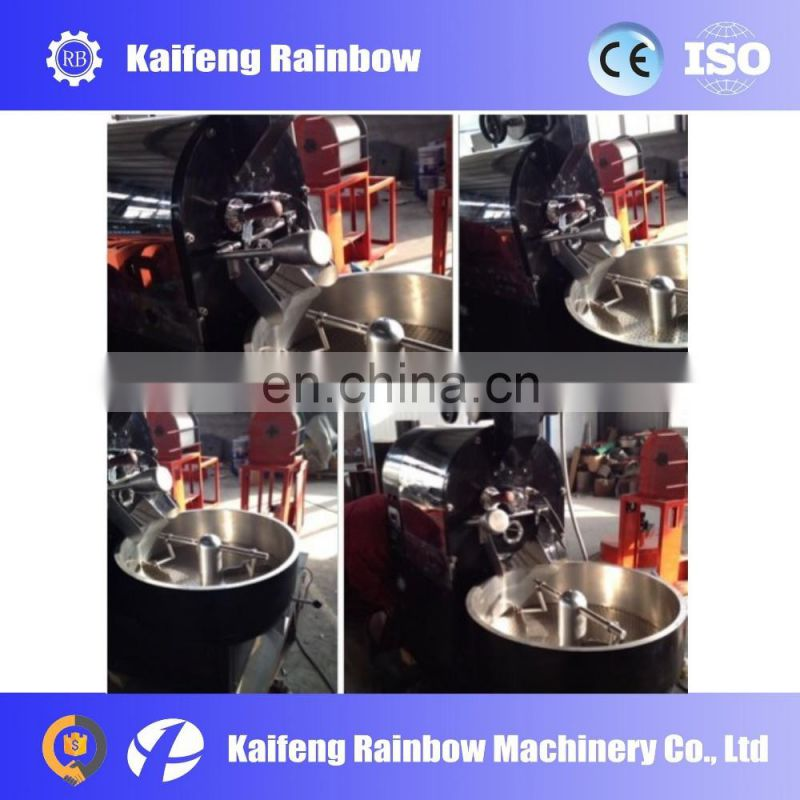 Big Capacity Multifunctional  500g 1kg 1.5kg 2kg 3kg coffee bean roaster/coffee roasting machine for sale